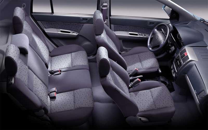 Rent Hyundai Getz - Category B