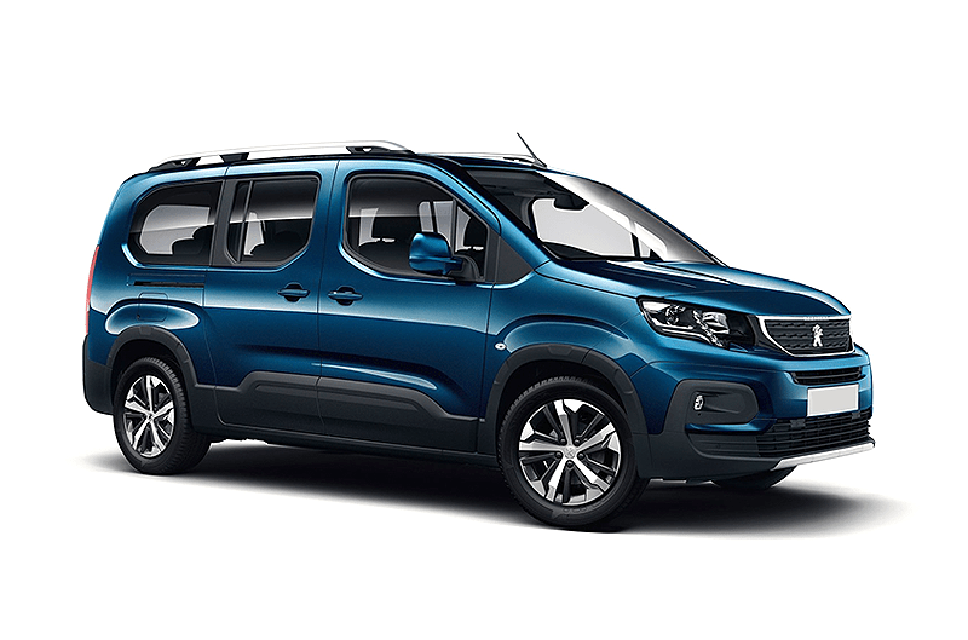 Παράδειγμα : Peugeot Rifter