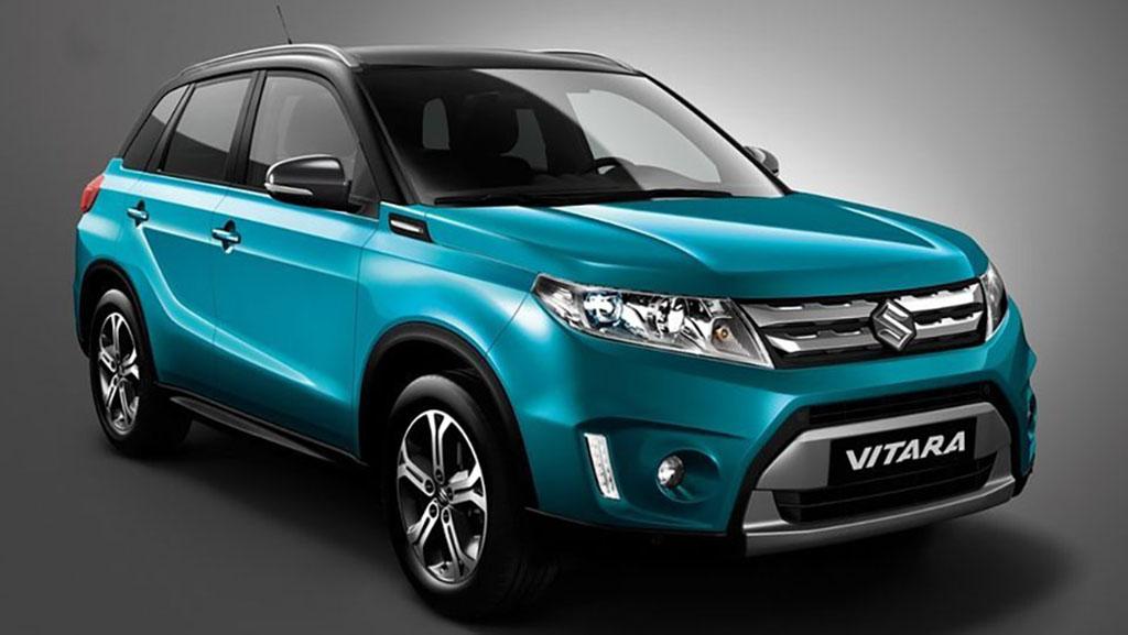 Suzuki Vitara GLX SUV