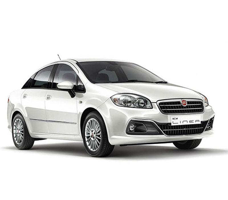 Fiat Electric Car Rental