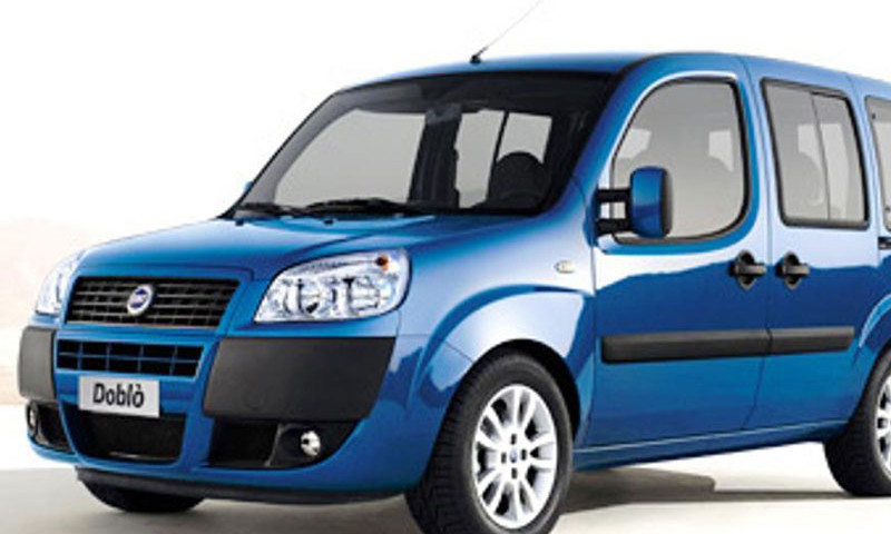 fiat doblo car hire crete. Black Bedroom Furniture Sets. Home Design Ideas